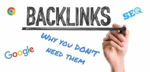 What is a backlink in SEO