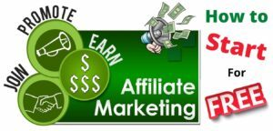 How to start affiliate marketing for free